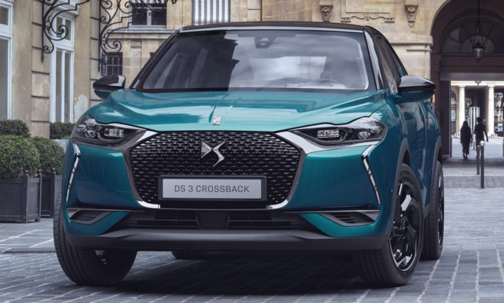 DS 3 CROSSBACK 1 730x440 at DS3 Crossback Is Unusual, But Fascinating