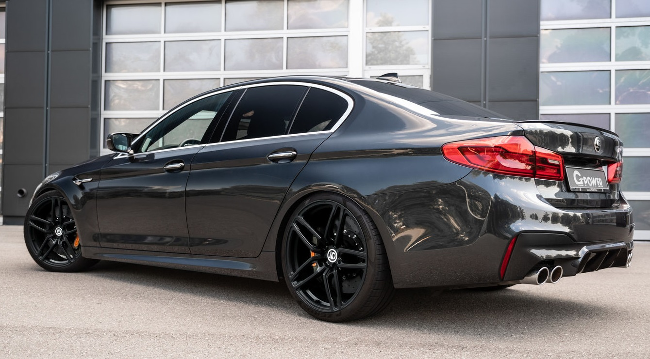 G Power Bmw M5 F90 Gets Up To 800 Ps Automotivetestdrivers Com