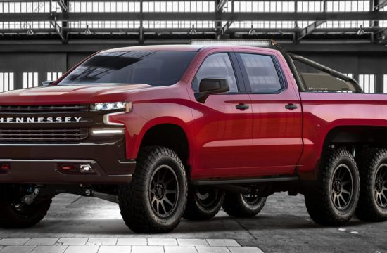 Hennessey Goliath 6x6 1 550x360 at Hennessey Goliath 6x6 Based on 2019 Chevy Silverado