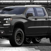 Hennessey Goliath 6x6 4 175x175 at Hennessey Goliath 6x6 Based on 2019 Chevy Silverado