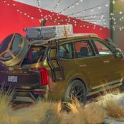 Kia Telluride 3 175x175 at Custom Kia Telluride Makes Runway Debut in New York