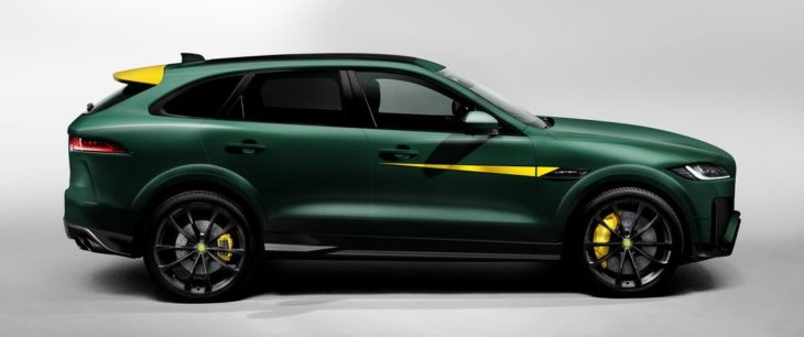 LISTER SUV FINAL SIDE 730x306 at Lister LFP High Performance SUV Confirmed
