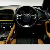 LISTER SUV INTERIOR Driver 175x175 at Lister LFP High Performance SUV Confirmed