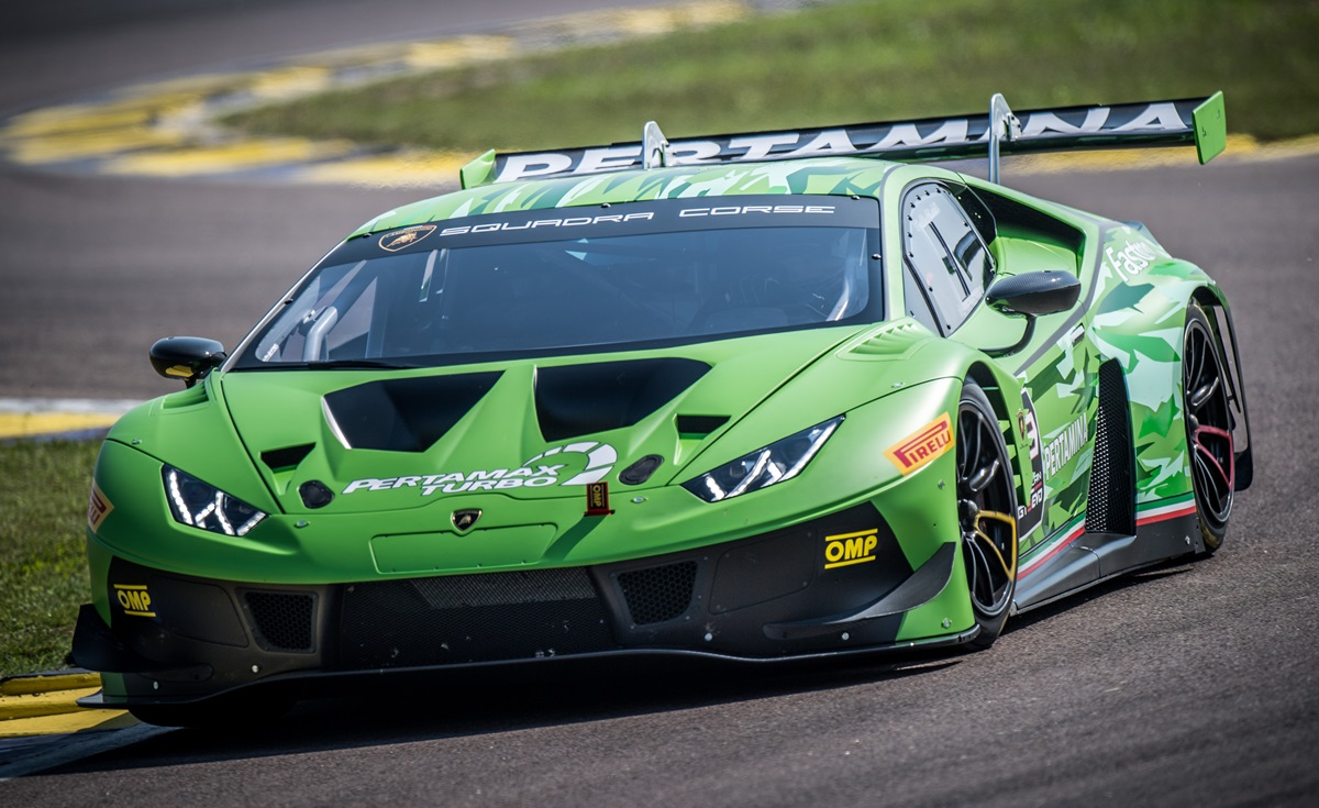 lamborghini huracan gt3 evo announced with improved. Black Bedroom Furniture Sets. Home Design Ideas
