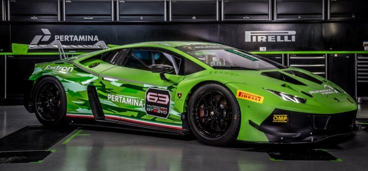 Lamborghini Huracan GT3 EVO 2 730x341 at Lamborghini Huracan GT3 EVO Announced with Improved Performance