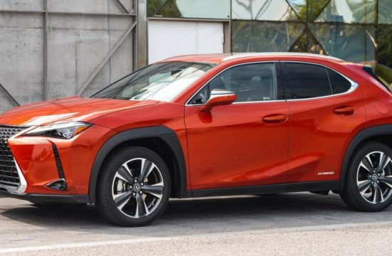 Lexus UX 250h Cadmium Orange 550x360 at US Spec 2019 Lexus UX MSRP Confirmed