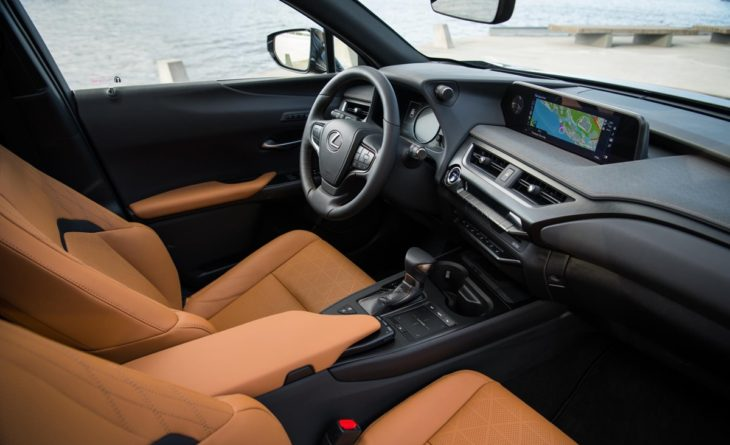 Lexus UX Interior Glazed Caramel Luxury 730x445 at US Spec 2019 Lexus UX MSRP Confirmed