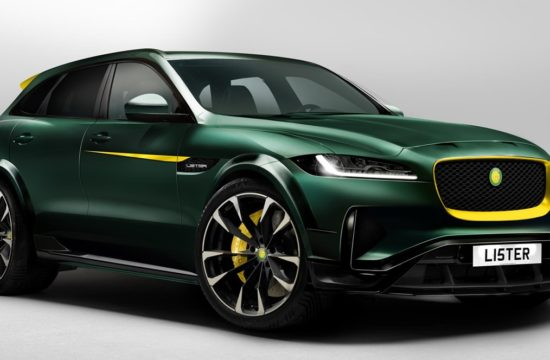 Lister LFP 0 550x360 at Lister LFP High Performance SUV Confirmed