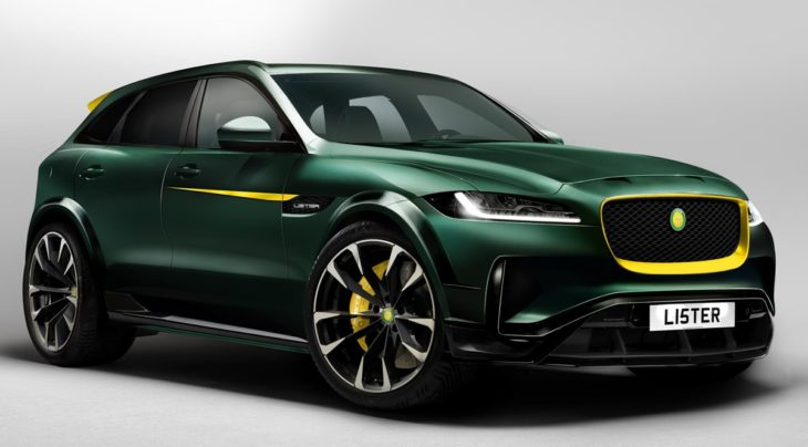 Lister LFP 0 730x404 at Lister LFP High Performance SUV Confirmed