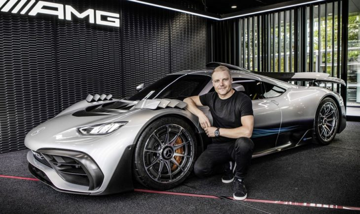 Mercedes AMG ONE 1 730x435 at Mercedes AMG ONE Is the Name for Production Project ONE