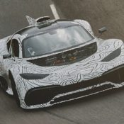 Mercedes AMG Project ONE 2 175x175 at Mercedes AMG Project ONE Begins Road Testing