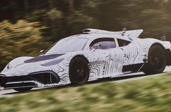 Mercedes AMG Project ONE 5 550x360 at Mercedes AMG Project ONE Begins Road Testing
