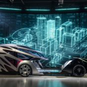 Mercedes Vision URBANETIC 3 175x175 at Mercedes Vision URBANETIC Is the Van of the Future