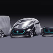 Mercedes Vision URBANETIC 5 175x175 at Mercedes Vision URBANETIC Is the Van of the Future