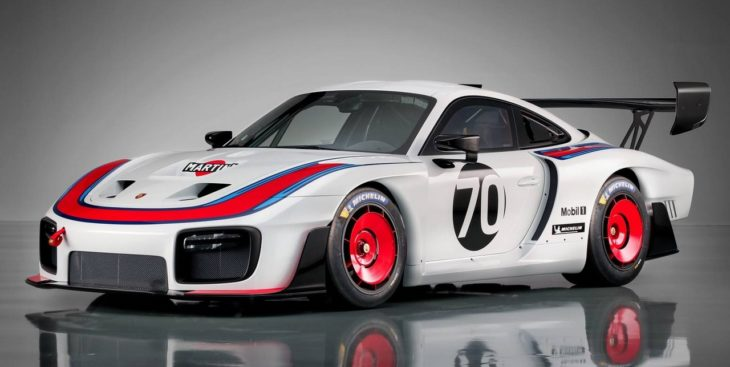 Modern Day Porsche 935 1 730x367 at Official: Modern Day Porsche 935 Based on GT2 RS