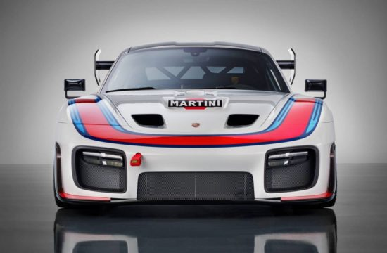 Modern Day Porsche 935 2 550x360 at Official: Modern Day Porsche 935 Based on GT2 RS