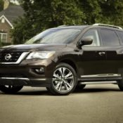 Pathfinder MY2019 11 175x175 at 2019 Nissan Pathfinder MSRP Starts from $31,230