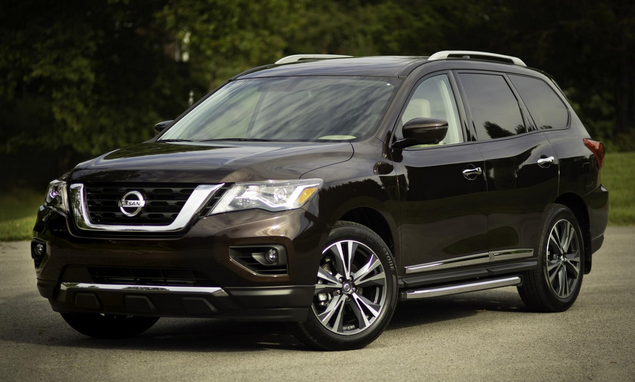 2019 Nissan Pathfinder MSRP Starts from $31,230