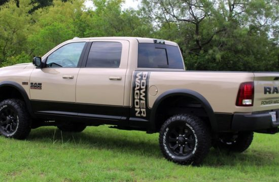 Ram 2500 Power Wagon Mojave Sand 1 550x360 at Official: 2018 Ram 2500 Power Wagon Mojave Sand Edition