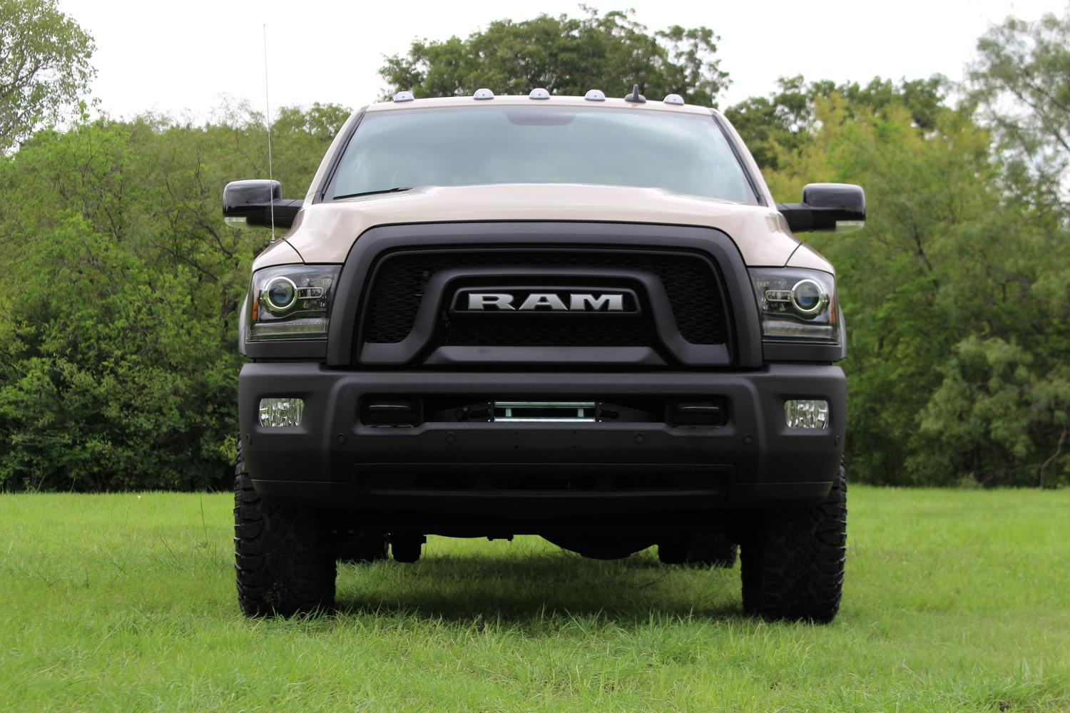 Official 2018 Ram 2500 Power Wagon Mojave Sand Edition