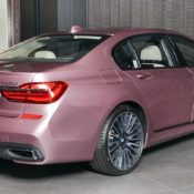 Rose Quartz BMW M750Li 10 175x175 at Rose Quartz BMW 750Li Is a Sight to Behold!