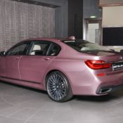 Rose Quartz BMW M750Li 11 175x175 at Rose Quartz BMW 750Li Is a Sight to Behold!