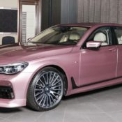 Rose Quartz BMW M750Li 2 175x175 at Rose Quartz BMW 750Li Is a Sight to Behold!