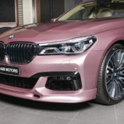 Rose Quartz BMW M750Li 3 175x175 at Rose Quartz BMW 750Li Is a Sight to Behold!