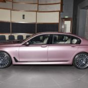 Rose Quartz BMW M750Li 7 175x175 at Rose Quartz BMW 750Li Is a Sight to Behold!