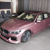 Rose Quartz BMW M750Li 9 175x175 at Rose Quartz BMW 750Li Is a Sight to Behold!