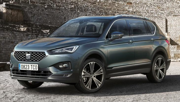 SEAT Tarraco 1 730x414 at 2019 SEAT Tarraco Revealed with 5 and 7 Seat Options