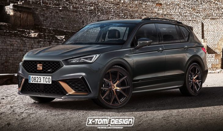 Seat Tarraco Cupra R 730x428 at New SEAT Tarraco Rendered in Cupra R Guise