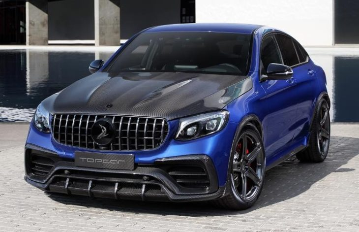 TopCar INFERNO Mercedes GLC Coupe 1 730x471 at New TopCar Mercedes GLC Coupe INFERNO Revealed