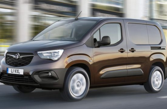 Vauxhall Combo Van 1 550x360 at 2019 Vauxhall Combo Van Pricing and Specs