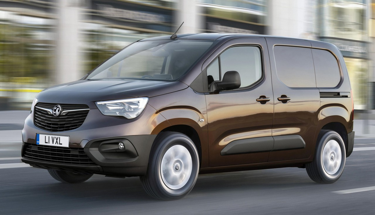 2019 Vauxhall Combo Van Pricing and Specs – Automotivetestdrivers