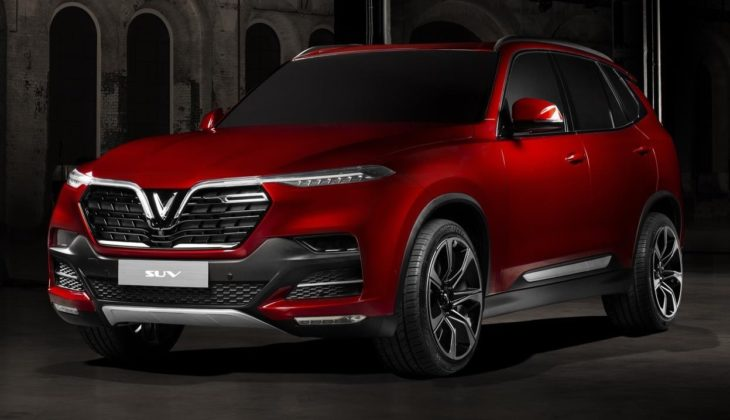 VinFast SUV 1 730x420 at Say Hello to VinFast SUV & Sedan from Vietnam