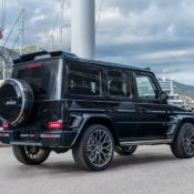 brabus g63 widestar 700 2 175x175 at Brabus 700 WIDESTAR Based on 2019 Mercedes AMG G63