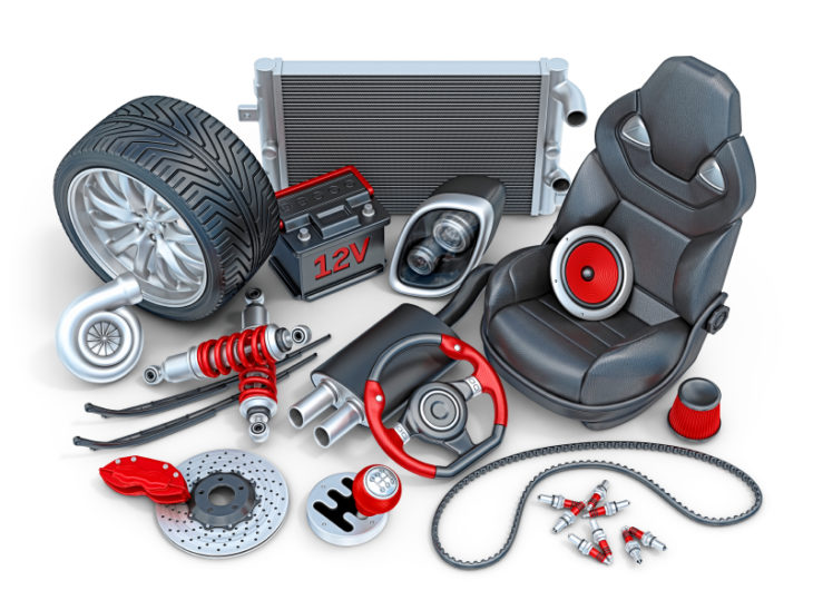 car parts 730x548 at Ways To Save Money When You Need A Part For Your Vehicle