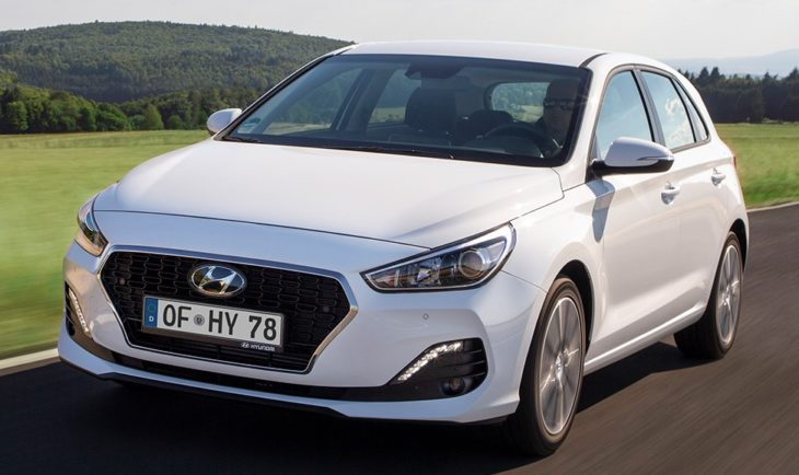 hyundai i30 5door sep2018 03 1610 730x434 at 2019 Hyundai i30 Range   List of Upgrades