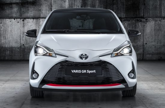 toyota yaris grs001 v3 2 550x360 at 2019 Toyota Yaris GR SPORT Has Juicy Specs
