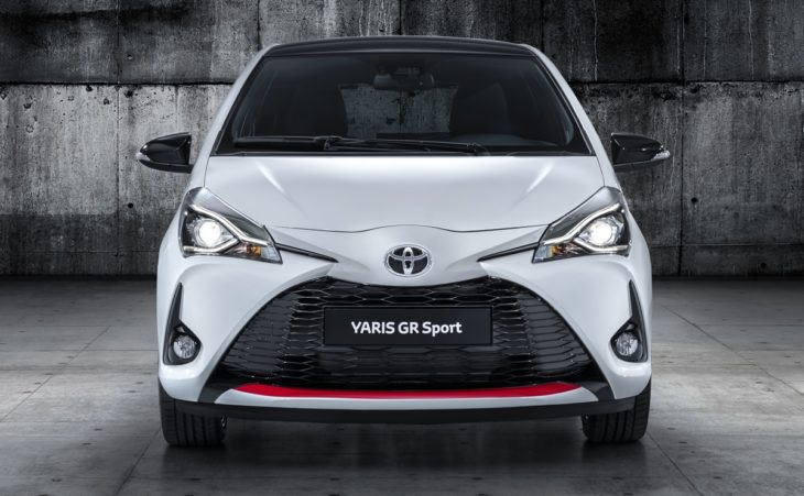 toyota yaris grs001 v3 2 730x451 at 2019 Toyota Yaris GR SPORT Has Juicy Specs