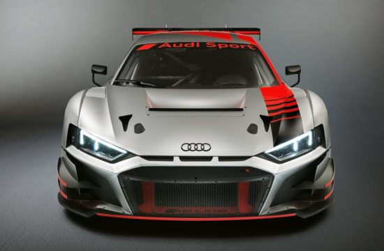 2019 Audi R8 LMS GT3 0 550x360 at 2019 Audi R8 LMS GT3   Racing Has Never Looked So Good!