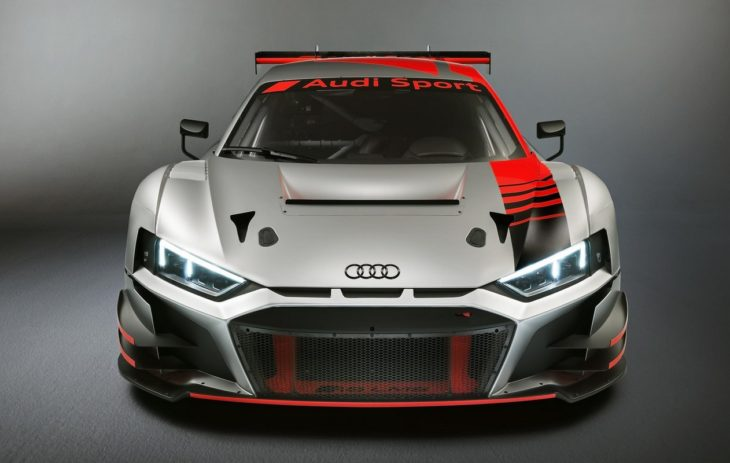 2019 Audi R8 LMS GT3 0 730x463 at 2019 Audi R8 LMS GT3   Racing Has Never Looked So Good!