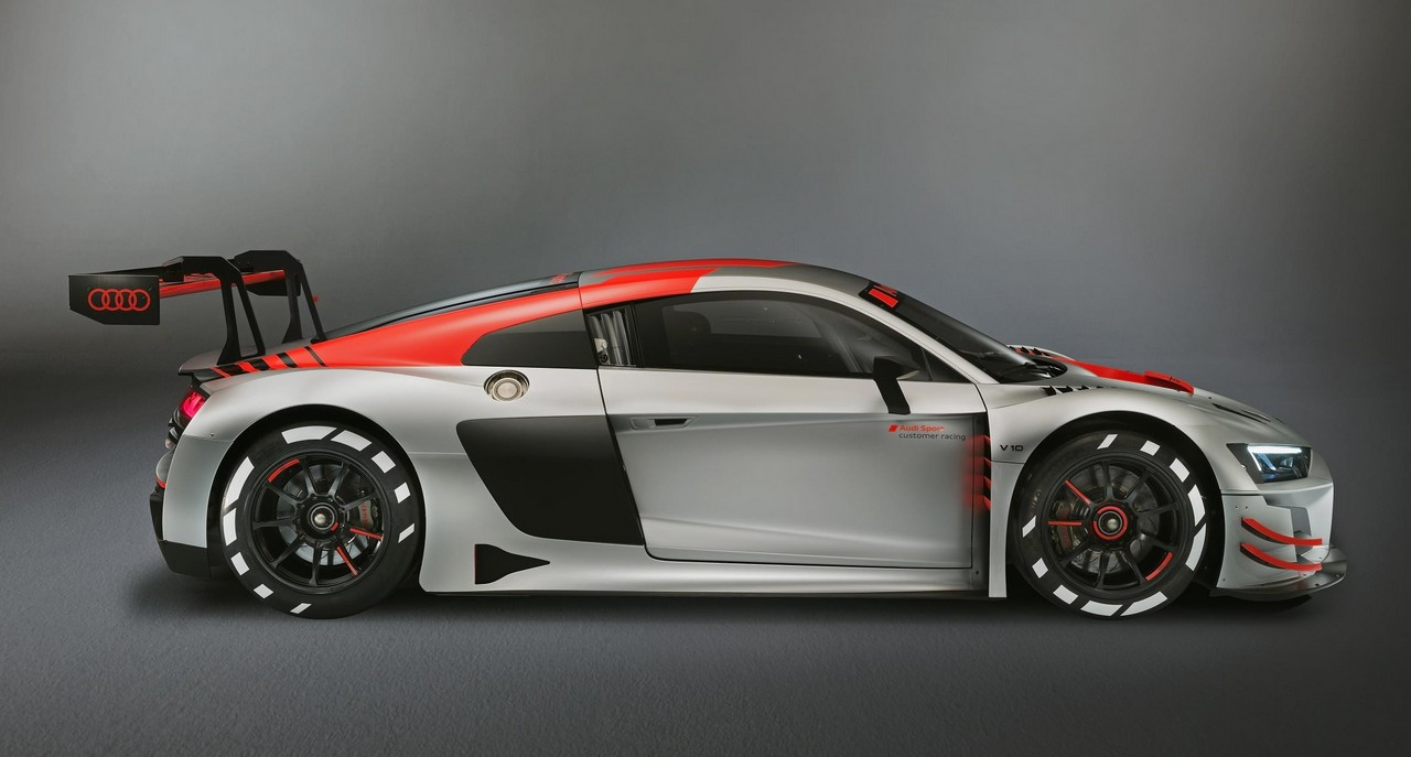 2019 Audi R8 LMS GT3 - Racing Has Never Looked So Good!