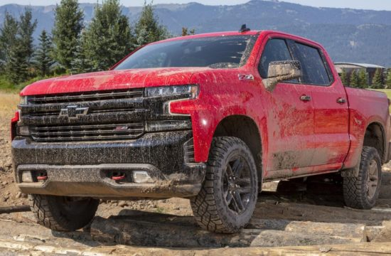 2019 Chevrolet Silverado TrailBoss 072 550x360 at 2019 Chevrolet Silverado 2.7L Turbo Does 23 mpg