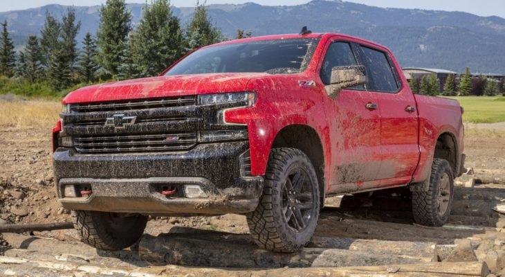 2019 Chevrolet Silverado TrailBoss 072 730x400 at 2019 Chevrolet Silverado 2.7L Turbo Does 23 mpg