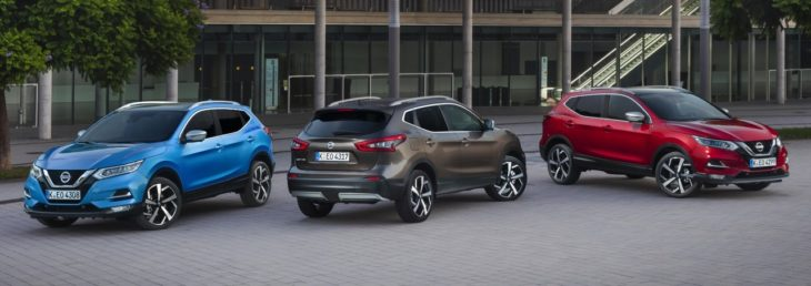 2019 Nissan Qashqai 2 730x258 at 2019 Nissan Qashqai Launches with New 1.3 liter Engine