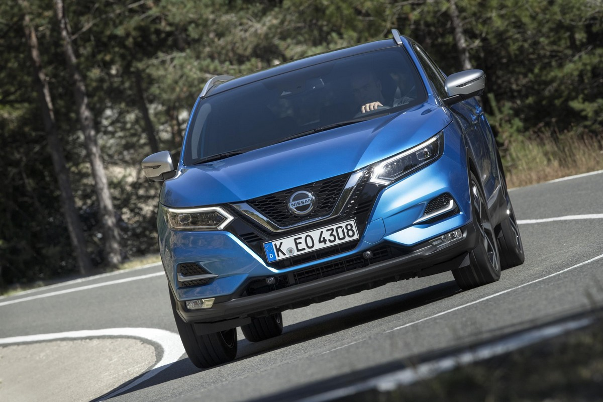 2019 Nissan Qashqai Launches with New 1 3 liter Engine