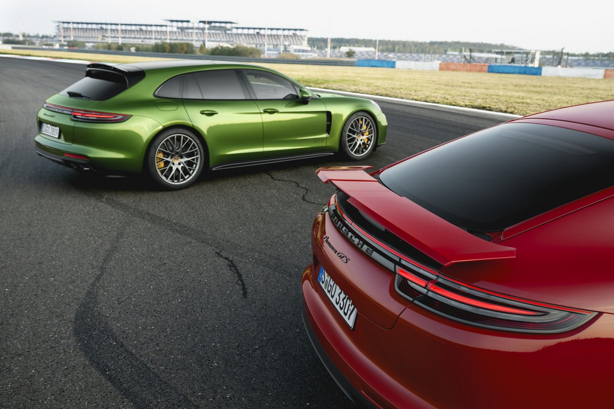 Official 2019 Porsche Panamera Gts And Panamera Gts Sport