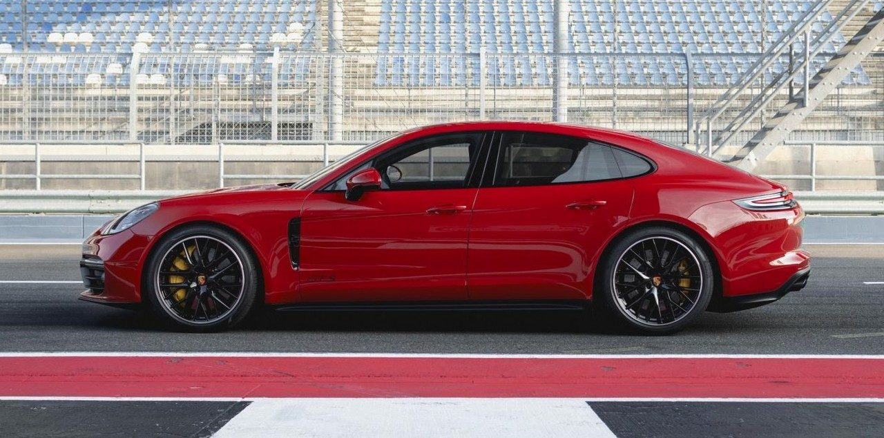 official 2019 porsche panamera gts and panamera gts sport turismo